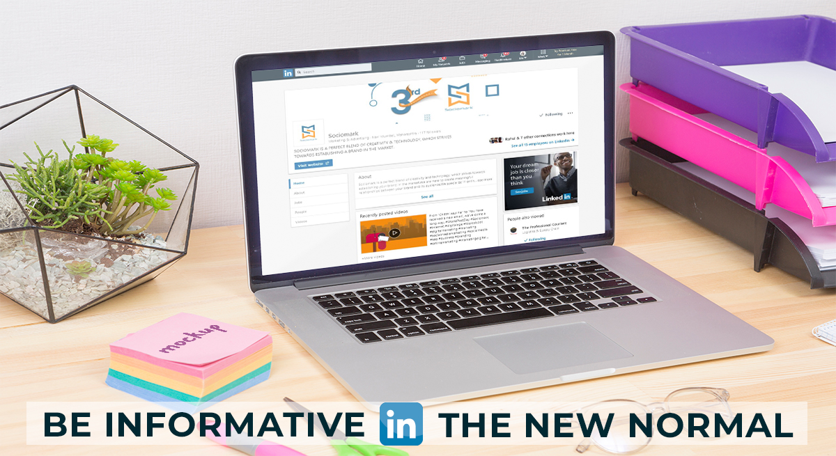 Leveraging LinkedIn during the new normal